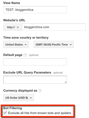 Three Google Analytics Filters You Should Be Using Today